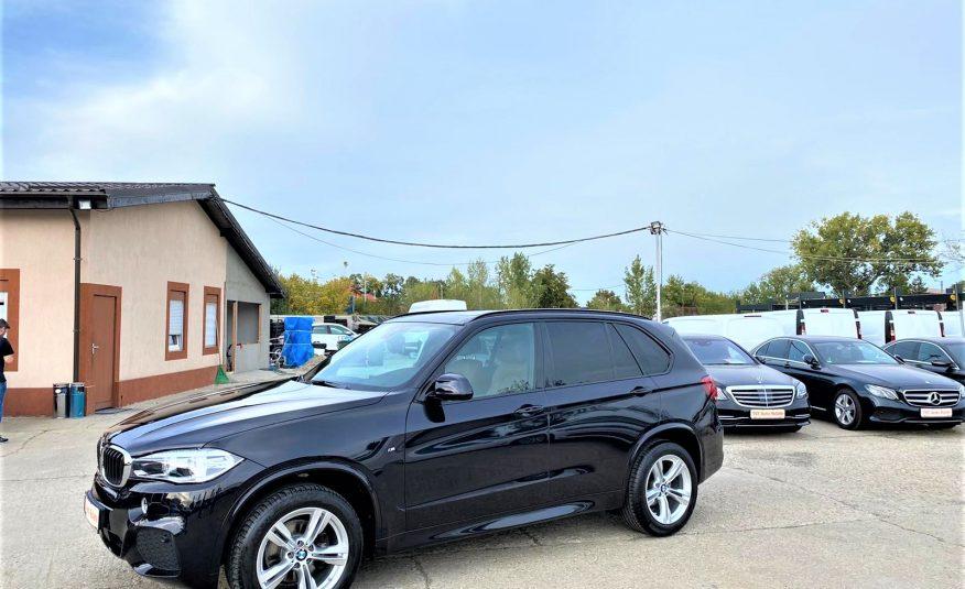 BMW X5 > M PACHET > 2016 > 155 000 KM > GARANTIE 12 LUNI/20 000 KM > POSIBILITATE LEASING/CREDIT