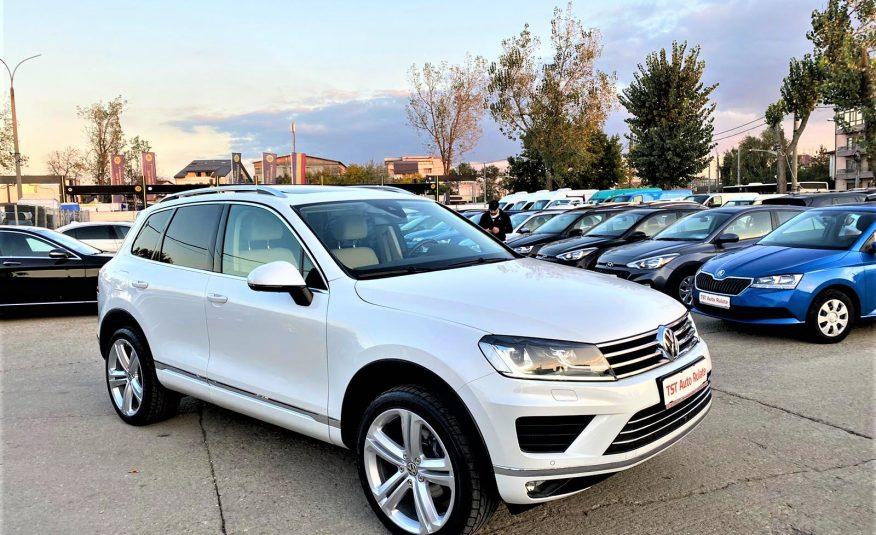 VW TOUAREG > 3.0 TDI > 262 CP > 2016 > 112 000 KM > GARANTIE 12 LUNI/20 000 KM >POSIBILITATE LEASING/CREDIT