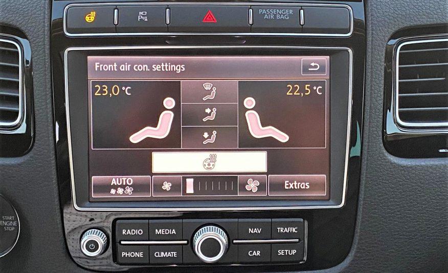 VW TOUAREG EXECUTIVE EDITION > 3.0 TDI > 262 CP > 2017 > 145 000 KM > GARANTIE 12 LUNI/20 000 KM > POSIBILITATE LEASING/CREDIT