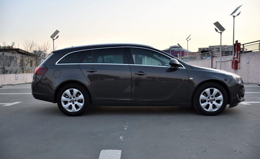 Opel Insignia Facelift > 2.0CDTI > 163cp-Navi-Full Led-Automata > Posibilitate Rate Avans 0